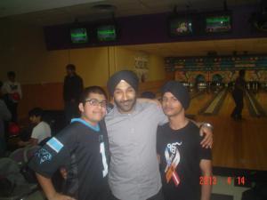 Chai Blog Part II Bowling pic3