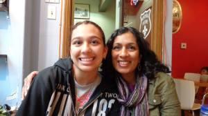 razia and maya